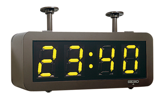 Digital Clock (Independent・Indoor/Outdoor)