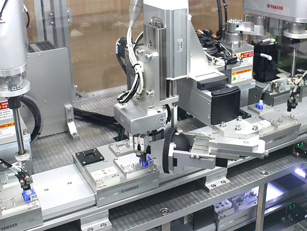 Factory Automation-seiko Time Systems Inc