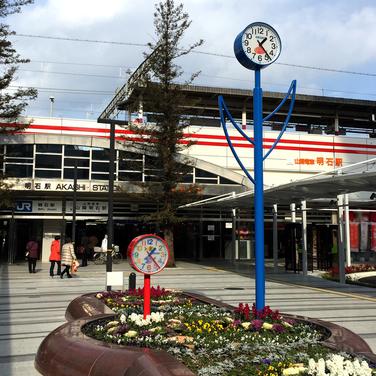 明石駅(南口)