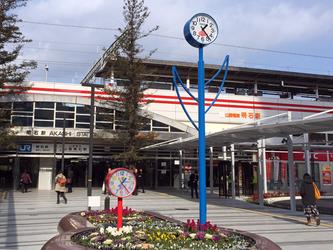 JR明石駅(南口)