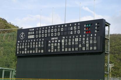 奄美市名瀬運動公園野球場