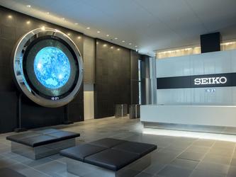 セイコーホールディングス株式会社 Seiko Space Eye