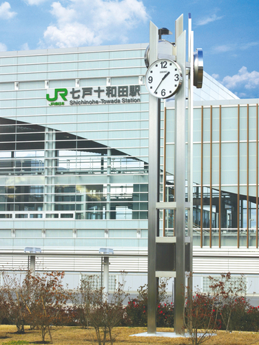 JR七戸十和田駅