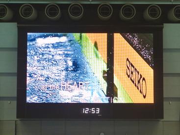東京辰巳国際水泳場 B