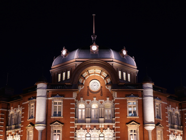 JR東京駅 丸の内駅舎