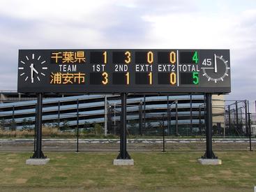 浦安市運動公園陸上競技場