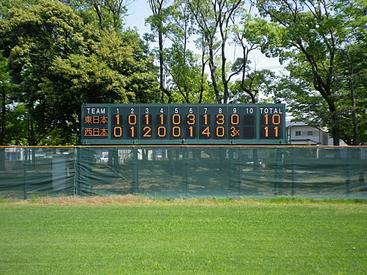 八ツ草公園野球場