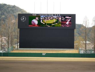 橿原運動公園硬式野球場