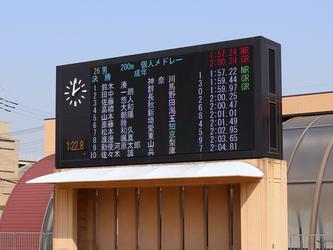 青木町公園総合運動場プール
