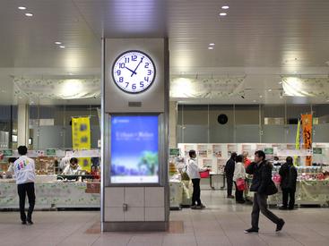 JR大宮駅 コンコース