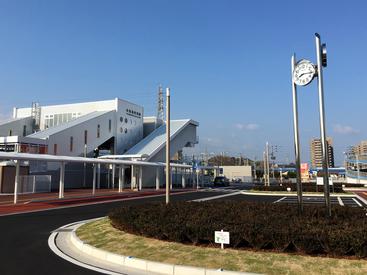 JR糸島高校前駅