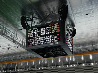八戸市屋内スケート場(YSアリーナ八戸)